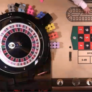 Dragonara Roulette en direct du Casino Dragonara a Malte