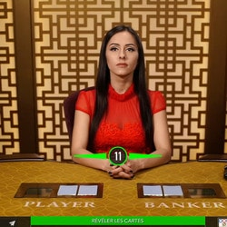 BVaccarat Controlled Squeeze sur Lucky31 Casino