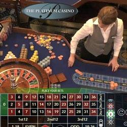 Platinum Roulette sur Lucky31 Casino