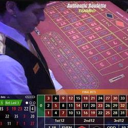 Roulette Turbo sur Lucky31 Casino