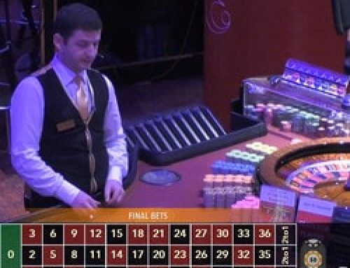 Live Roulette Authentic Gaming sur Lucky31 Casino