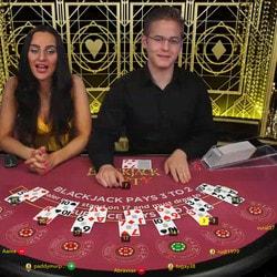 Live Blackjack sur Dublinbet