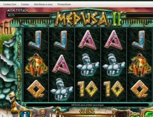 Machine à sous Medusa 2 sur Dublinbet
