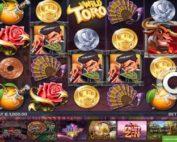 Machine a sous Wild Toro de ELK Studios sur Casino Extra