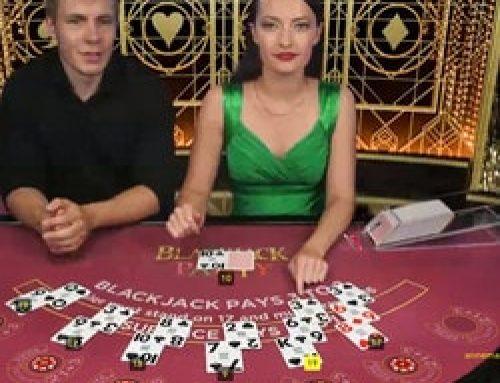 Blackjack Party sur Dublinbet