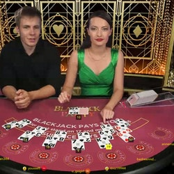 Blackjack Party sur Dublinbet Casino