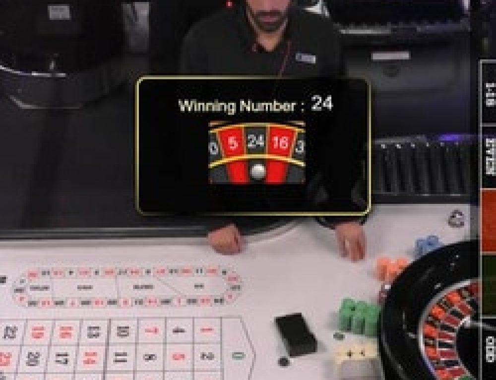 Roulette en ligne du Portomaso Casino et Oracle Casino sur Dublinbet