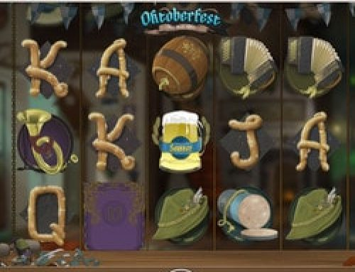 Machine à sous Oktoberfest sur Dublinbet