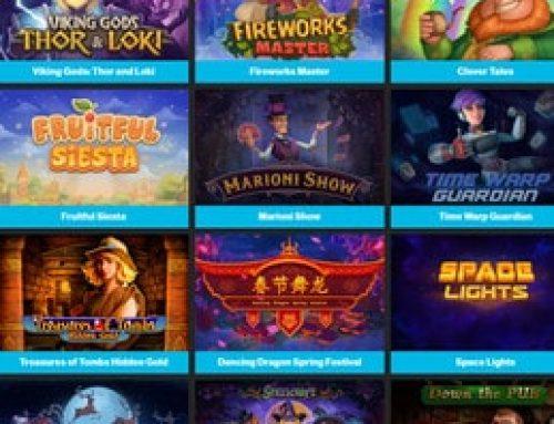Lucky31 Casino intègre les jeux du logiciel Playson