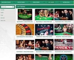 Cresus Casino revient en force avec ses jeux en live