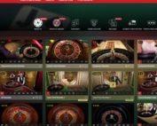 78 tables en live Evolution Gaming sur Lucky31 Casino