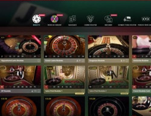 148 tables avec croupiers en direct sur Lucky31 Casino