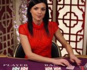 Table de baccarat en ligne sans commission sur Dublinbet Casino