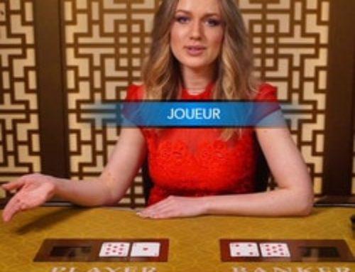 Baccarat en ligne Evolution Gaming sur Stakes Casino