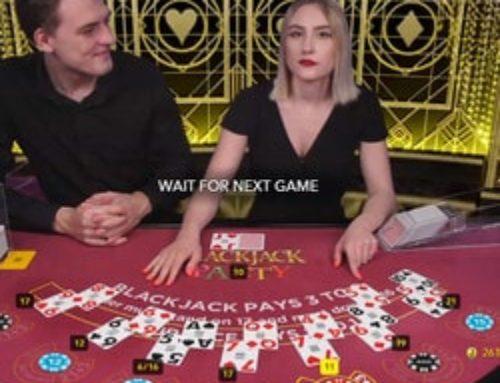 Zoom sur les tables de live blackjack de MrXbet