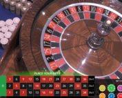 Live roulette en direct du Casino Aarhus au Danemark disponible sur Dublinbet