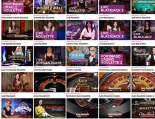 Petit bilan des tables en live de Lucky31 Casino