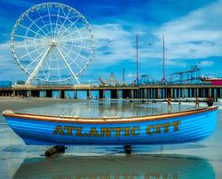 Bonnes performances pour les casinos d'Atlantic City