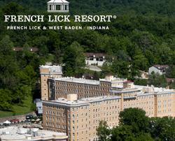 Un joueur décroche le jackpot progressif sur une machine a sous du French Lick Casino dans l'Indiana