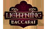 Lightning baccarat pour multiplier ses gains