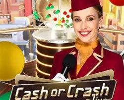 Cash or Crash et Fan Tan