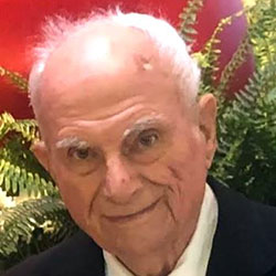 Stanley Mallin, l'un des créateurs du Caesars Palace